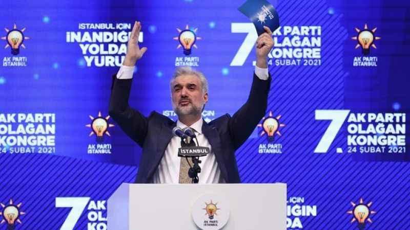 50 kişilik AK Parti İstanbul İl Yönetim Kurulu belli oldu