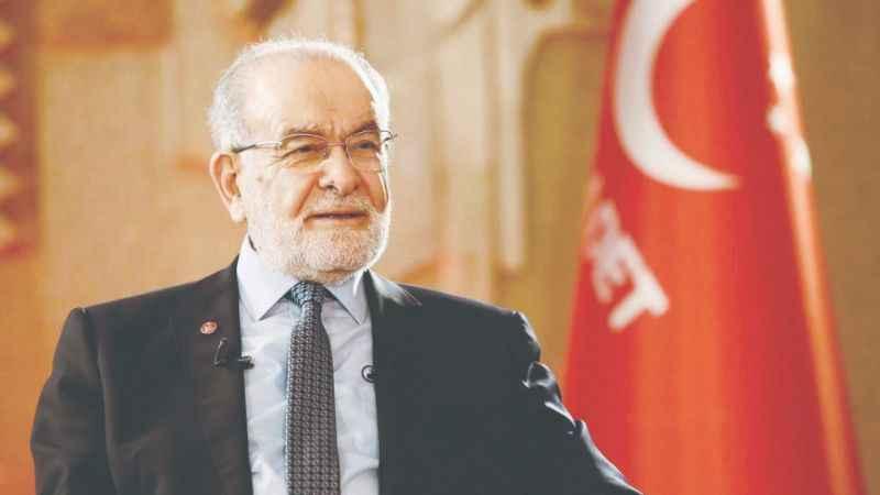 Temel Karamollaoğlu: Erbakan'ın çizgisi Saadet Partisi'nin çizgisidir