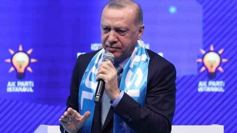 Erdoğan: Salı günü İnsan Hakları Eylem Planı'nı paylaşacağız