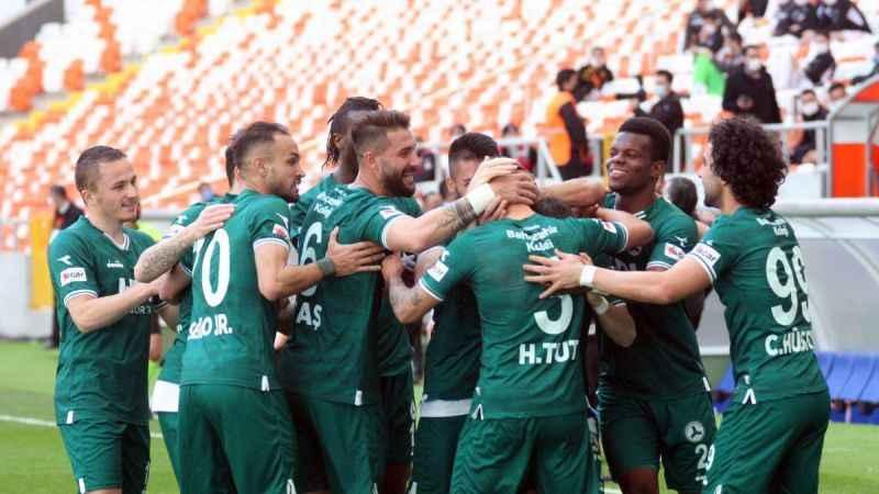 Giresunspor'da hedef Süper Lig! Üst üste 12. galibiyet