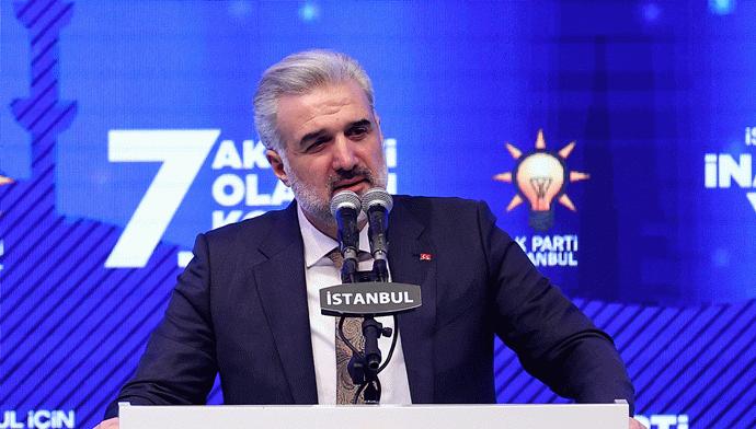Osman Nuri Kabaktepe AK Parti İstanbul İl Başkanı seçildi