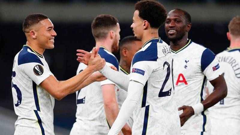 Tottenham, UEFA Avrupa Ligi'nde son 16'da!