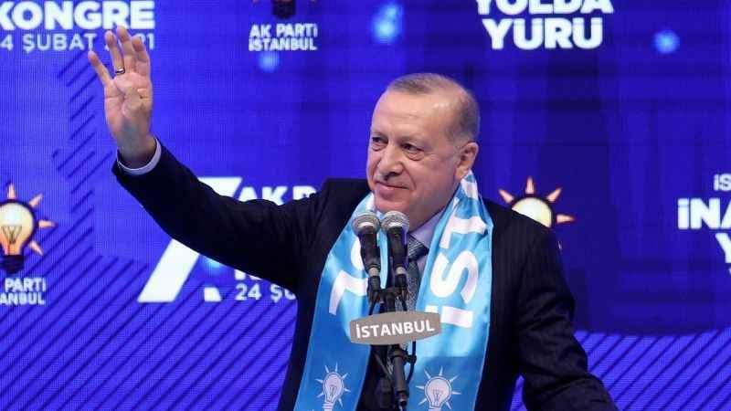Cumhurbaşkanı Erdoğan seçim tarihini ağzından mı kaçırdı!