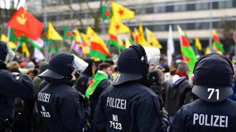 Almanya'da şaşırtan gelişme! PKK üyesine hapis cezası!
