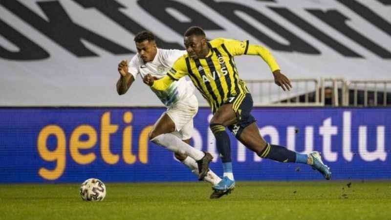 Osayi Samuel: Trabzonspor maçıyla yeni bir seri başlatacağız