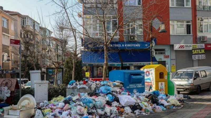 İBB'den 'grev kırıcılığı' tepkisine yanıt! Çöpleri biz toplayacağız...