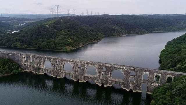 İstanul'da barajlardaki su seviyesi yükselmeye devam ediyor