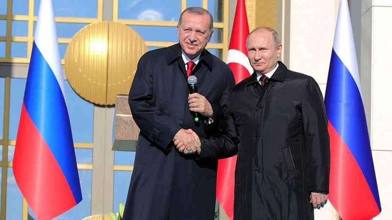 Kremlin doğruladı! Erdoğan ve Putin telekonferans ile Akkuyu'yu açacak
