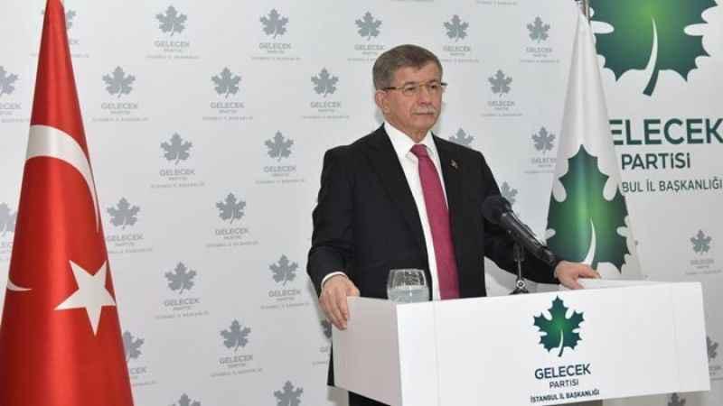 Davutoğlu'ndan AK Parti'ye KHK tepkisi: Beyin kanamasına dönüştü
