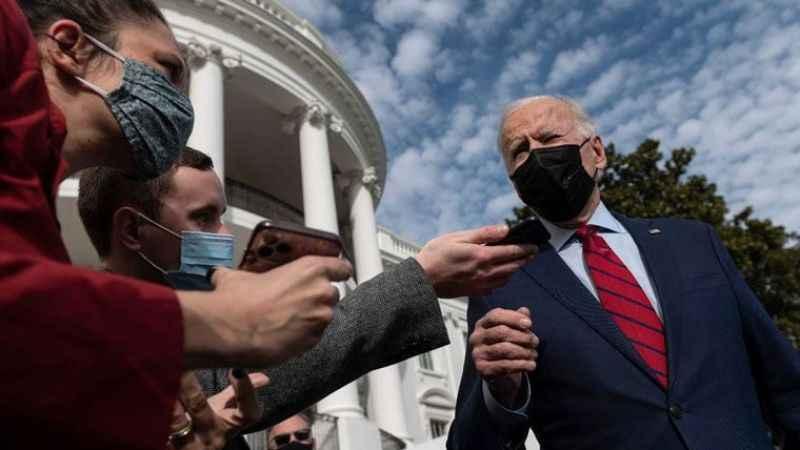 Trump'tan da beter çıktı! Biden'dan basın özgürlüğüne darbe!