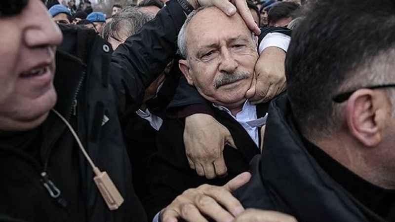 Kılıçdaroğlu'na linç girişimi davasının ikinci duruşması başladı