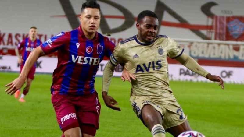 Trabzonspor'da Marlon'un opsiyonu kullanılmayacak!