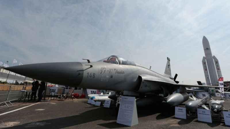Türkiye Pakistan ile ortak savaş uçağı ve füze üretecek!