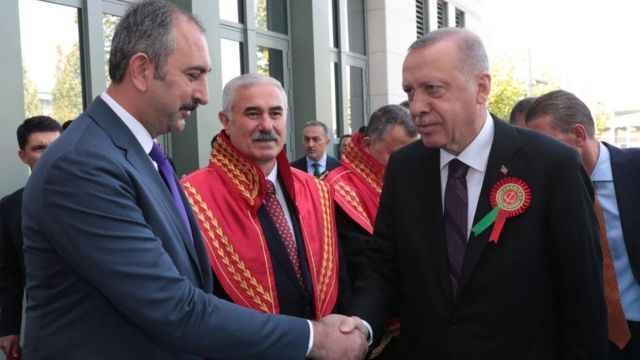 Adalet Bakanı Gül'den Erdoğan'a İnsan Hakları Eylem Planı teşekkürü