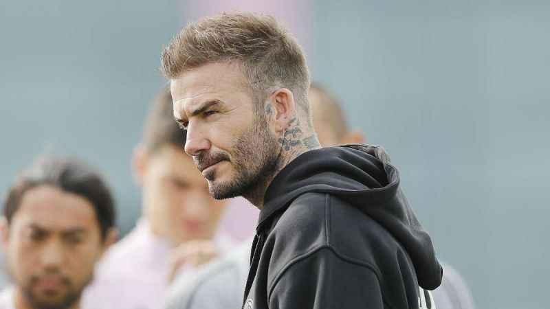 David Beckham: Hedefimiz Messi ve Ronaldo gibi oyuncular!
