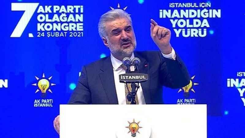 Kabaktepe AKP'ye ne zaman üye oldu? Clubhouse'dan cevap verdi