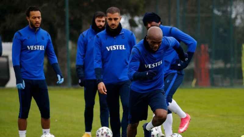 Trabzonspor, Kasımpaşa maçı öncesi hazırlıklarını tamamladı!