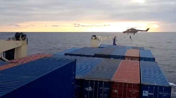Almanlardan itiraf! Türkiye Doğu Akdeniz'de gemi aramasına izin vermedi