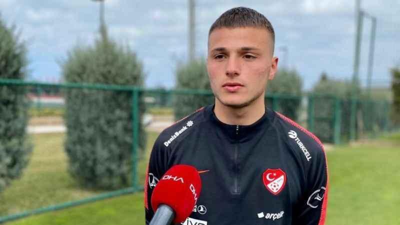 Cevahiroğlu: Trabzonspor'un öz evladı olarak forma savaşına hazırım!