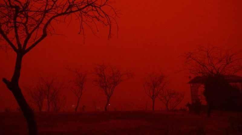 Nükleer tıp uzmanı uyardı: Yaklaşan toz fırtınası radyoaktif olabilir!
