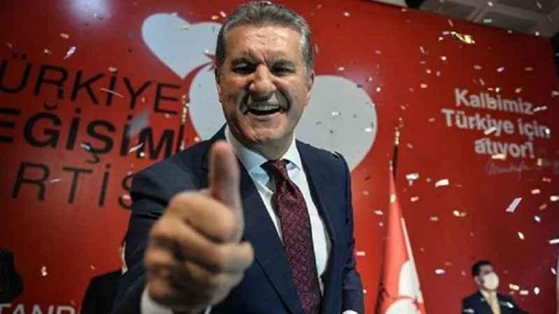 Mustafa Sarıgül: TDP sol bir parti değildir