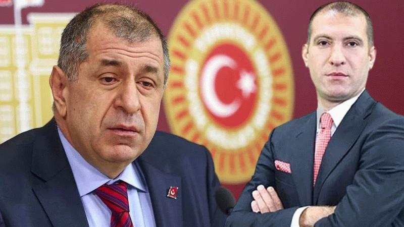 """Bülent Aydemir'den Ümit Özdağ'a sert tepki: """"Üzerime gelirlerse..."""""""