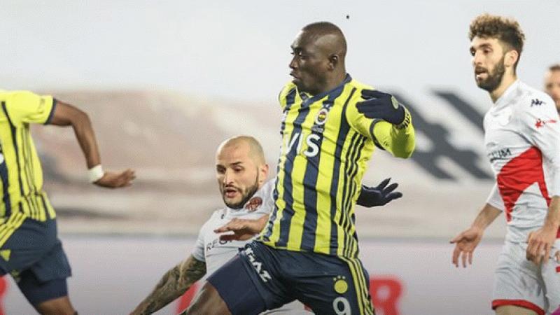 Fenerbahçe, Kadıköy'de gülemiyor!