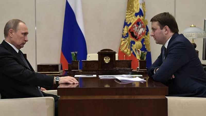 Putin'in yardımcısı Maksim Oreşkin Kovid-19'a yakalandı