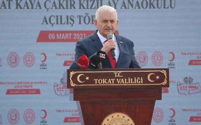 Yıldırım'dan milli gelir çıkışı: ABD ve AB küçülürken Türkiye büyüdü
