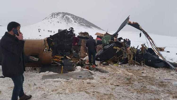 Helikopter kazasına ilişkin TBMM'de komisyon kurulması isteği