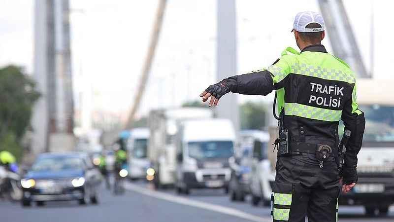 2021 Trafik Cezaları ne kadar oldu? Radar, kırmızı ışık makas atma...