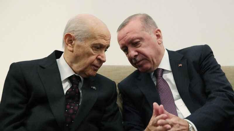 Erdoğan istedi, Bahçeli kabul etmedi! AKP'de büyük değişimler kapıda