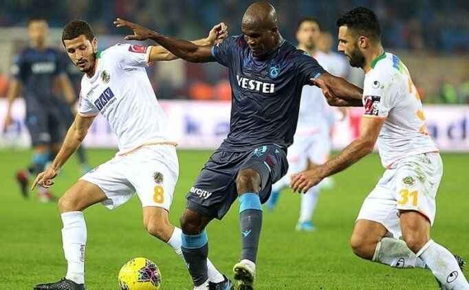 Trabzonspor Alanyaspor maçı ne zaman, saat kaçta ve hangi kanalda?
