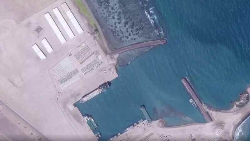Uydu görüntüleri ortaya koydu! BAE askeri üssünü Mısır'a taşıdı!