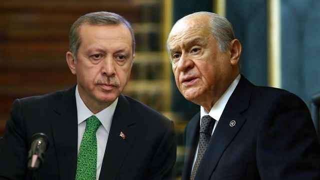 Bahçeli'den, Erdoğan'a flaş talep! 'Bazı bakanlar görevden alınsın'