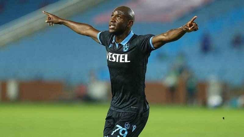 Trabzonspor'da Benik Afobe bekleneni veremedi!