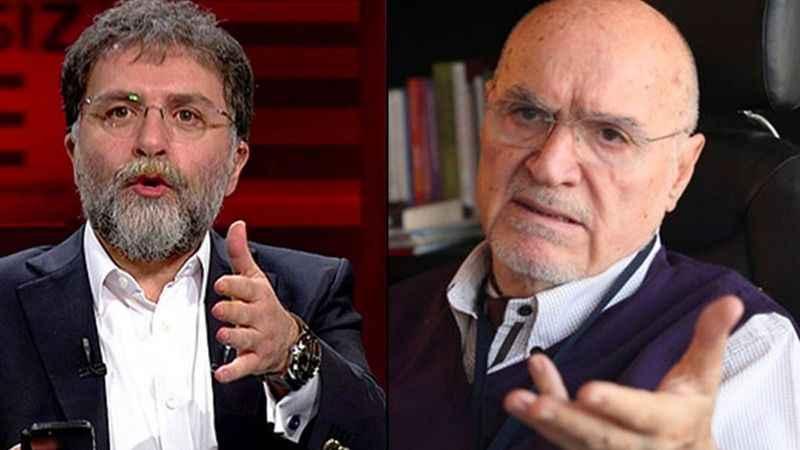 """Uluç'tan, Ahmet Hakan'a tepki: """"Müdürlüğü'nü de sosyal medya yapıyor"""""""