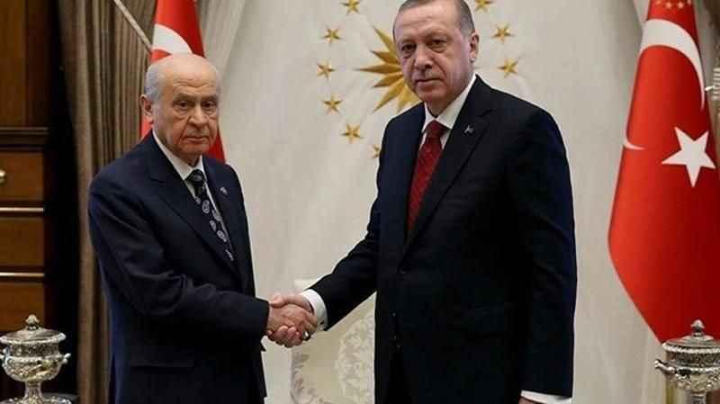 Cumhurbaşkanı Erdoğan, MHP kurultayına katılacak