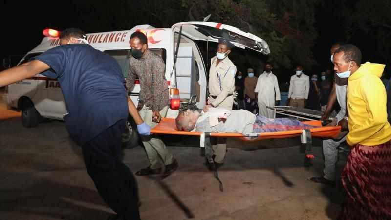 Mogadişu'da mayınlı tuzak: 1 kişi öldü, 3 kişiyaralandı