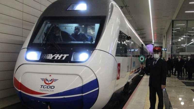 Ankara-Sivas'ta sona gelindi! Karaismailoğlu'ndan hızlı tren müjdesi!
