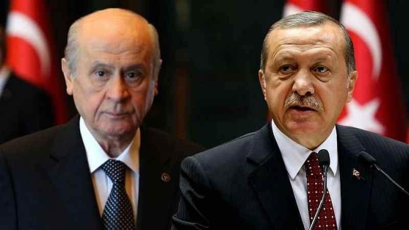 Cumhurbaşkanı Erdoğan'dan flaş MHP kararı!