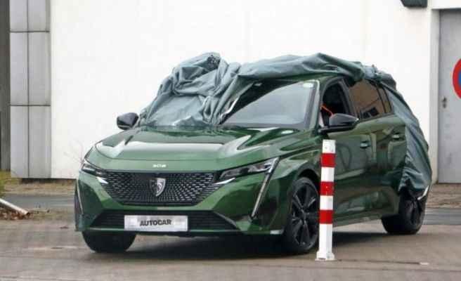 Peugeot'un yeni logosu ilk kez böyle görüldü