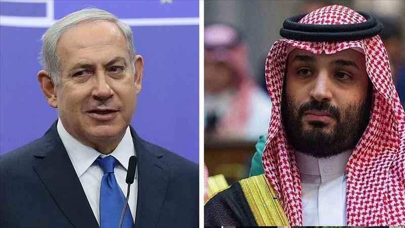 Suudi Veliaht Prens ile Netanyahu BAE'de gizlice görüşecek!