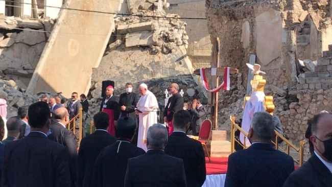 Mehmet Görmez'den kritik Papa ziyareti değerlendirmesi...