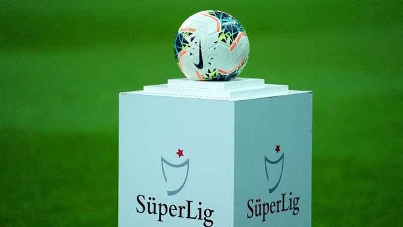 Süper Lig'in son haftasında altı maçın saati değişti