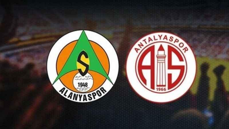 Alanyaspor - Antalyaspor maçı ne zaman, saat kaçta ve hangi kanalda?