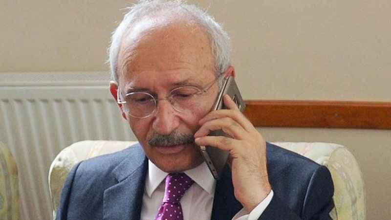 Kılıçdaroğlu, İçişleri Bakanı Süleyman Soylu'ya telefon etti