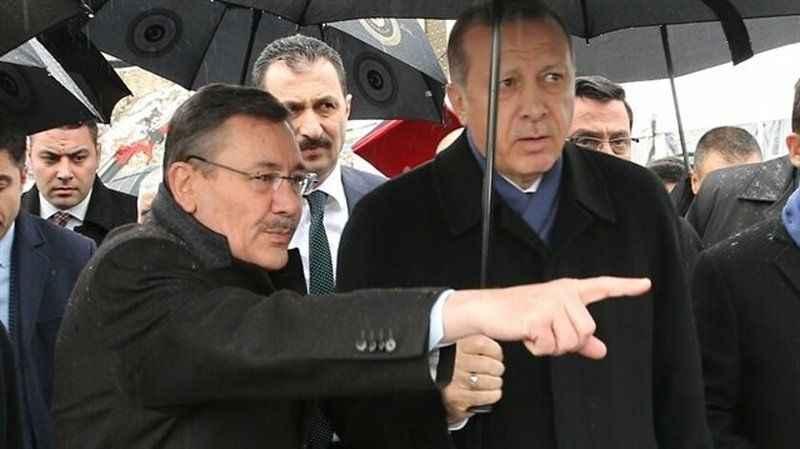 Melih Gökçek ve Cumhurbaşkanı Erdoğan hakkında FETÖ'den suç duyurusu