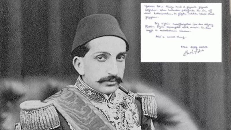 Sultan Abdülhamid'in torunu için Türkiye devreye girdi