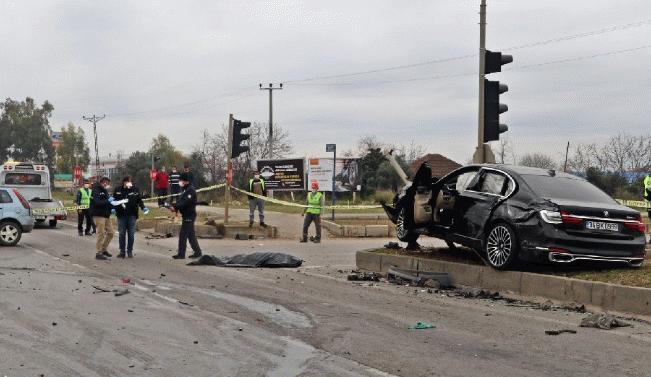 Armatör Bilal Kadayıfçıoğlu'nun karıştığı kazada baba oğul öldü